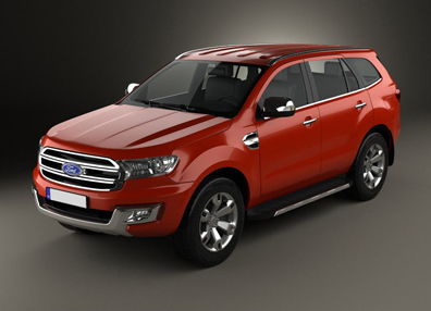 voyg ford everest